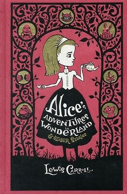 Alice's Adventures in Wonderland & Other Stories (Barnes & Noble Leatherbound C.