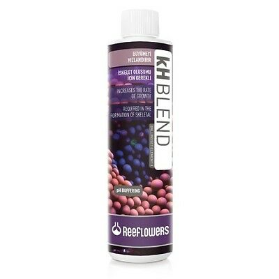 Reeflowers KH Blend 250ml 500ml 1Litre 3Litre Marine Reef Coral Fish PH Buffer