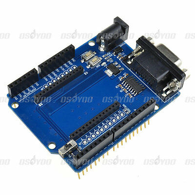 3 in 1 Arduino RS232 Expansion Shield for UNO R3 WiFi Bluetooth Zigbee Module