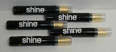 Shine 24K 5 Gold Cone Midas King size pre-rolled