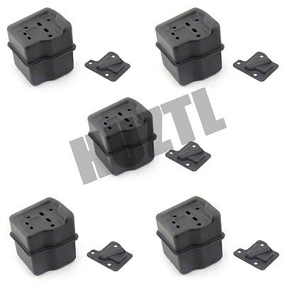 5PCS MUFFLER EXHAUST WT COVER For STIHL 029 039 MS290 MS310 MS390 CHAINSAW NEW