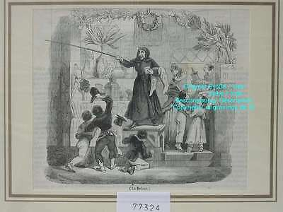 77324-Italien-Italy-Italia-La Befana-TH-Wood engraving