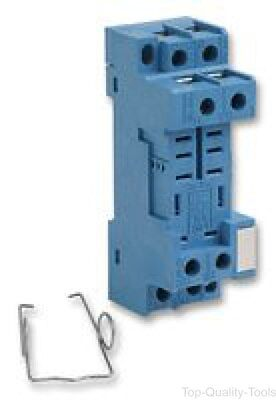Finder,96.72Sma,socket & Clip, Din, Dpco, Relay