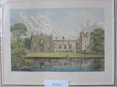 84455-GB-England-Newstead Abbey-Nottinghamshire-Lithographie-Lithography