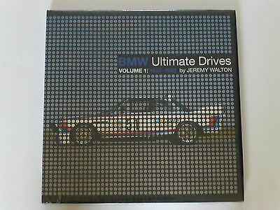 BMW ULTIMATE DRIVES VOL 1-1937-1982 by Jeremy Walton