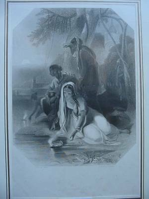 86380-Findens Tableaux-India-Indien-Stahlstich-Steel engraving