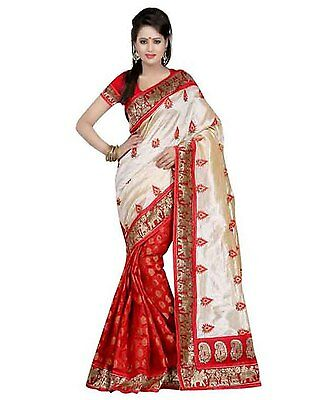 Bollywood Saree Party Wear Indian Ethnic Pakistani Designer Sari Wedding Dress