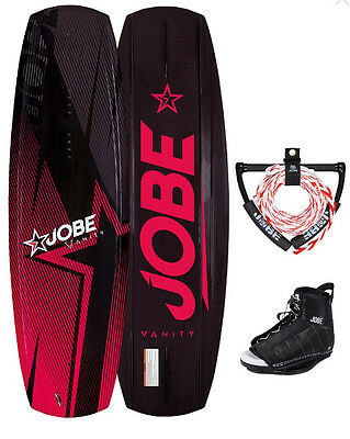 Wake Men Vanity package 136cm avec chausses Republk Bindings - wakeboard