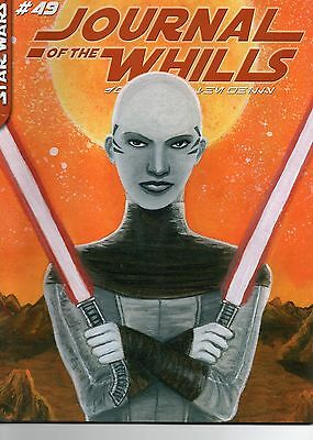 Star Wars - Journal of the Whills - Nr.49 - Fan-Magazin
