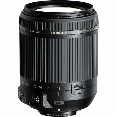 Tamron 18-200mm f/3.5-6.3 Di II VC Lens for Nikon F AFB018N-700