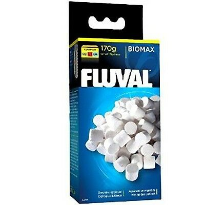 Fluval U Series Filter Biomax Replacement Filter Media Ceramic Rings Genuine