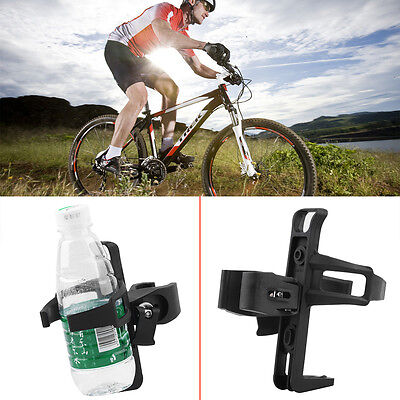 Cycling Bike Bicycle Drink Water Bottle Cup Holder Mount Cage Polycarbonate GO