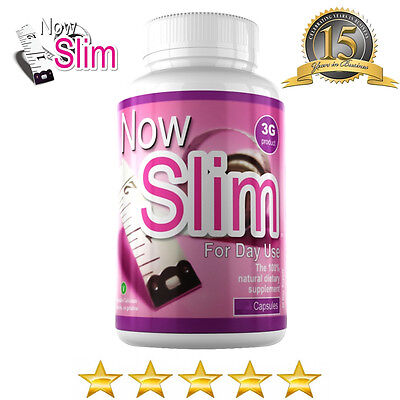 Now Slim®3G Day Capsules,Strong Weight Loss Slimming Pills,Fat Burner, Fast Diet