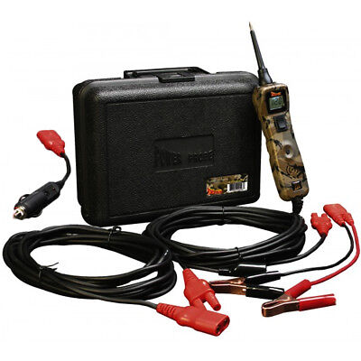 Power Probe 3 III PP319CAMO Camouflage Powerprobe Kit w/Voltmeter and Accys.