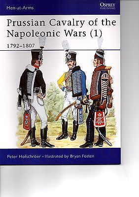 OSPREY Men at arms 162 : Prussian Cavalry of the Napoleonic Wars (1)