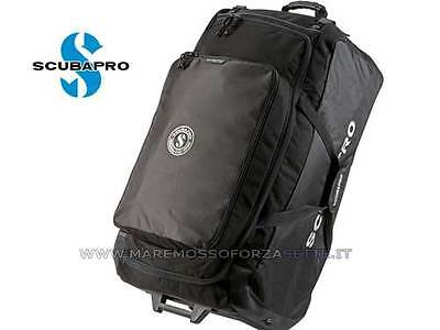 Borsa Zaino Porter Bag Scubapro Pieghevole Ruote Backpack System Bag With Wheels