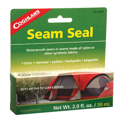 Coghlans Seam Seal With Nozzle Applicator - Waterproofing (Cog 8040)