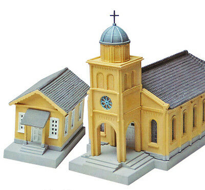 Tomytec (Building 051-2) Church B2 1/150 N scale