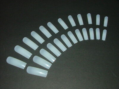 New - Extra Long Square Full Cover False Nails - Fast Dispatch