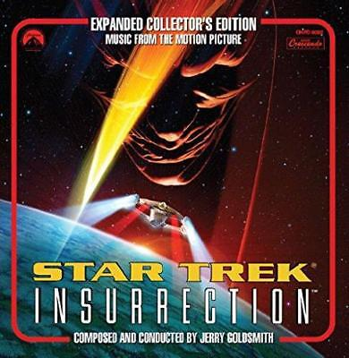 Star Trek: Insurrection Expanded Collectors Edition - Jerry Goldsmith (NEW CD)