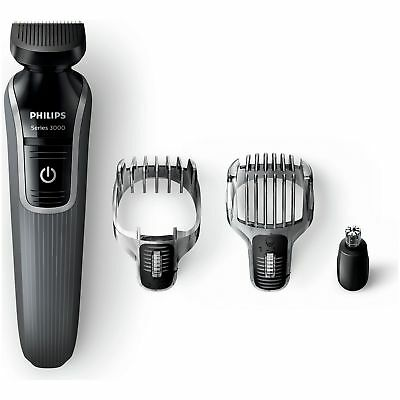 Philips QG3332 7-in-1 Multigroom Beard and Stubble Trimmer - Black -From Argos