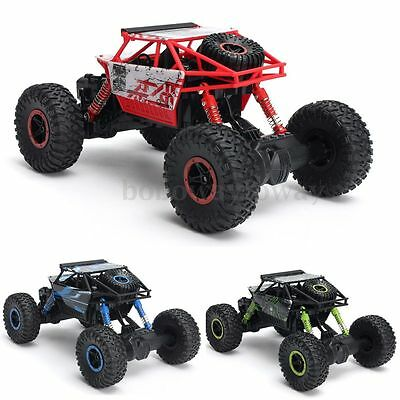 1:18 2,4GHZ 4WD Controll Car ferngesteuertes RC Auto Buggy Monster Truck Akku