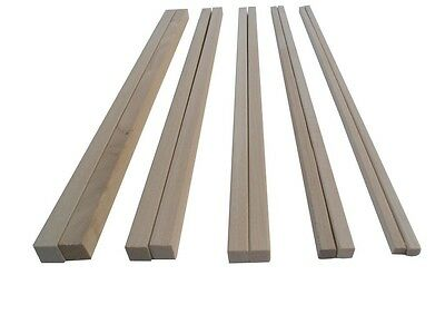 Mixed Wooden Dowels - X10