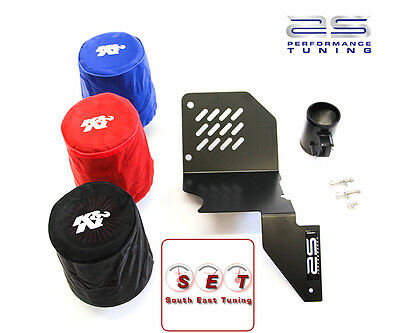 Ford Fiesta ST180 Eco Boost Free Flowing Induction Kit With K&N Filter Sock
