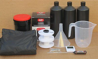Film Developing Kit for 35mm or 120mm #3 - BRAND NEW