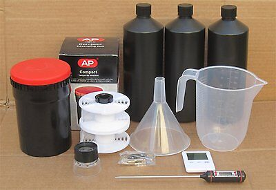 Film Developing Kit for 35mm or 120mm #5 - BRAND NEW