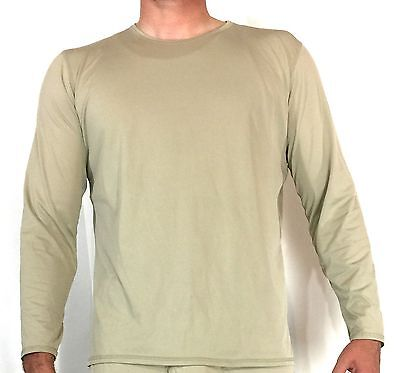 NEW Military Gen III Thermal Undershirt, ECWCS Level 1 Base Layer Shirt Top