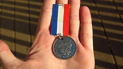 Great Wwi Victory Liberty Loan Medal Made From Captured German Cannon