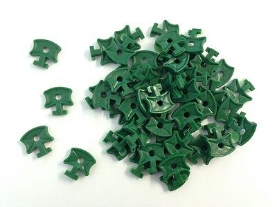 Nutley's Greenhouse Twist Clips Secure Netting (Pack of 50)