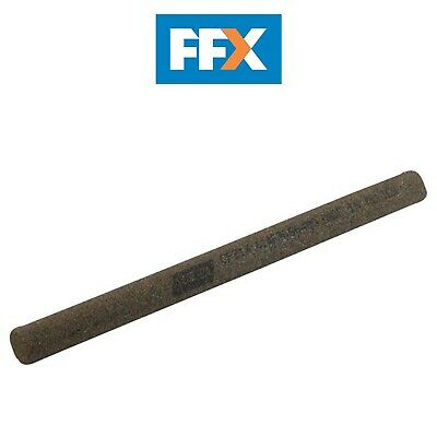 India INDFF214 Round File 100mm x 6mm - Fine
