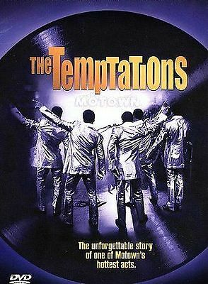The Temptations Rare OOP  DVD  Like New