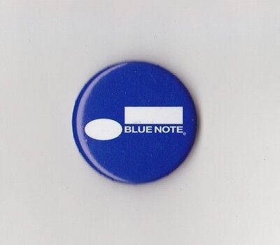 """Blue Note Records - 1"""" Logo Magnet - 75th Anniversary Limited Edition"""