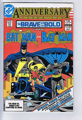 Brave and the Bold  #200 DC 1983