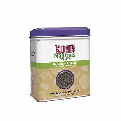 KONG PREMIUM ALL NATURAL CATNIP for Cats Kittens 1 oz (CN21)