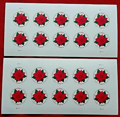 ELEVEN (11) Sheets of TEN (10) each of $1.00 PATRIOTIC WAVE US PS Postage Stamps