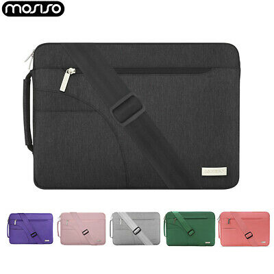 Mosiso 13.6 15.6 Notebook Bag Carry Case for Macbook Air Pro 11 13 15 Laptops