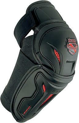Icon Stryker Field Armour Motorcycle CE Elbow Protectors With D3O Size S/M