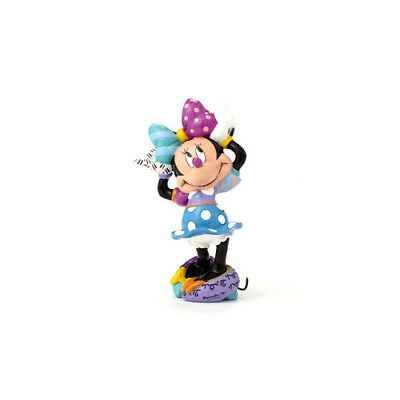 NEW Officially Licensed Minnie Mouse Arms Up Mini Resin High-Gloss Figurine