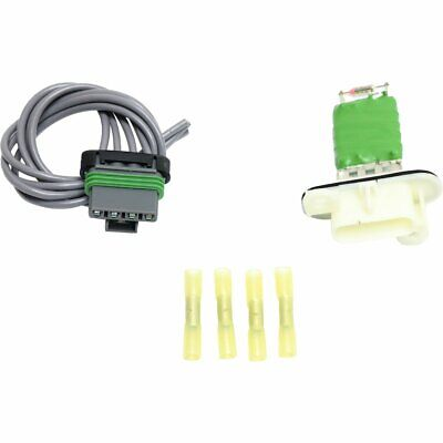 Blower Motor Resistor New Chevy Chevrolet Colorado GMC Canyon SSR 2003-2006