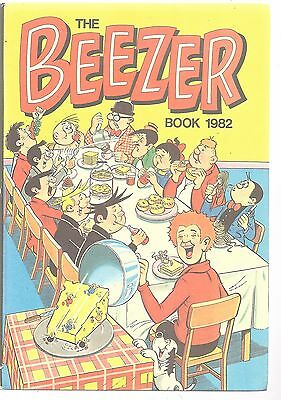 THE BEEZER BOOK 1982 H/B Comic Annual