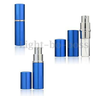 10ml Perfume Aftershave Atomizer Atomiser Bottle Travel Refillable Spray Case