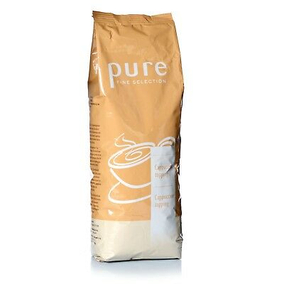 Tchibo Pure Milchpulver 1000g Fine Selection Cappuccino Topping 1 Kg