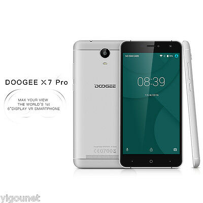 DOOGEE F7 5.5''FHD 4G Android 6.0 Deca Core 3GB/32GB 16MP Smartphone Móvil Libre