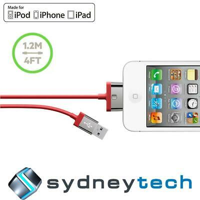 New Belkin MIXITUP Sync Cable RED