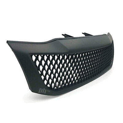 Grille Bentley Style BLACK Edition Fits Toyota Hilux 11-14 SR5 Workmate