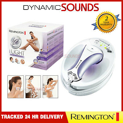 Remington IPL6500 i-LIGHT Pro Unisex Hair Removal System Infinity Bulb